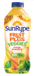 Fruit Plus Veggies Mango Pineapple